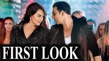 Akshay Kumar BOSS First Look - Akshay Kumar, Sonakshi Sinha