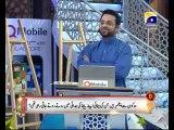 24th Iftai Zair Zaber Paish Part 2 in Amaan Ramazan with Aamir Liaquat 1434h 3-8-2013 -006