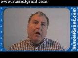 Russell Grant Video Horoscope Capricorn August Sunday 4th 2013 www.russellgrant.com