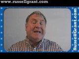 Russell Grant Video Horoscope Aries August Sunday 4th 2013 www.russellgrant.com