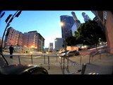 Traffic time lapse of American Streets