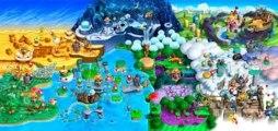 New Super Mario Bros. U : Tout les Passages Secrets