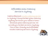 Clean Your Windows Through Reliable Window Cleaning Services