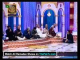 Shan-e-Ramazan With Junaid Jamshed By Ary Digital (Saher) - 4th August 2013 - Part 1