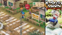 Harvest Moon Back To Nature Walkthrough Part 0 Opening
