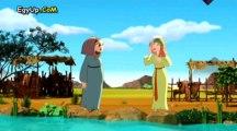 الحلقة الثانية - مسلسل الكرتون الدينى الرائع قصص النساء فى القرآن بطولة النجم يحيى الفخرانى - YouTube