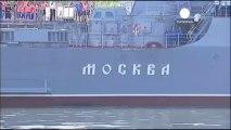 Des navires de guerre russes en visite amicale à La Havane