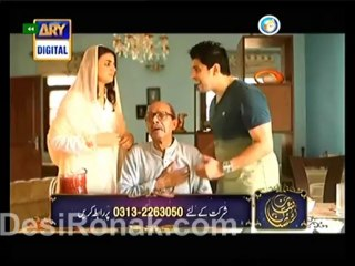 Quddusi Sahab Ki Bewah - Episode 101 - August 4, 2013 -Part 2