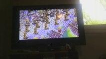 [2] PSP Go + Adaptateur LKV8000 + TV HD 117cm - Test rapide jeux psx/psp/snes