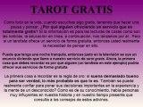 Tarot Gratis-Tiradas-Tarot Gratis
