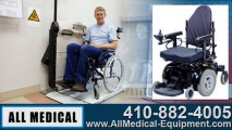 Lift Chair, Wheelchair & Power Scooter Baltimore, Maryland (MD) - All Medical Equipment