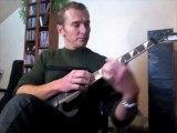 Joe Satriani - Midnight - Reprise à la Guitare