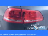 VODIFF : VOLKSWAGEN OCCASION ALSACE : VOLKSWAGEN TOUAREG V6 TDI 3.0 TIPTRONIC 245 CV MOD 2012