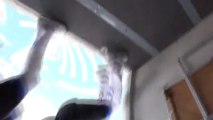 "PARACHUTISME - CHAMPIONNATS DU MONDE DUBAI 2012 : Freefly - ""France 2 - Saut 1"""
