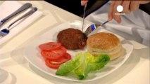 Le premier burger de cellules souches dégusté à Londres