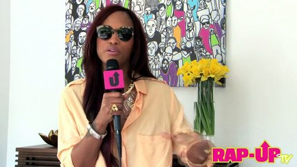 Eve Talks Comeback, 'Lip Lock,' & Rick Ross Controversy