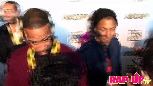 Pharrell Working on Top Secret Jay-Z Project