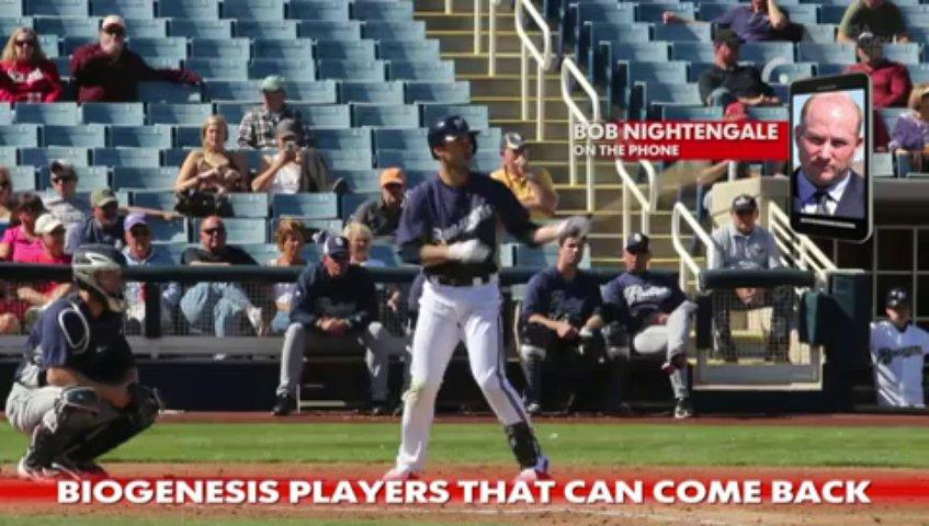 MLB Suspensions
