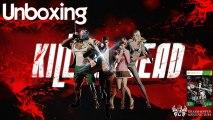 Unboxing Killer is Dead / Premium Edition Jap (Xbox 360)