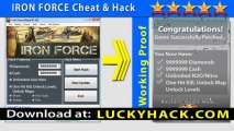 Iron Force Cheat Diamonds, Cash, Nitro and Nitro - Android -- Elite Iron Force Cash Cheat