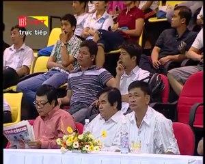 Trận 5- Võ sĩ Nguyễn Văn Giới (Đà Nẵng) -- Võ sĩ Trần Văn Lê (Quảng Ngãi) - YouTube