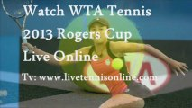 Broadcast WTA Tennis 2013 Rogers Cup