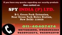 BEST SPY CAMERA IN Delhi NCR, Noida, Faridabad, Gurgaon, Ghaziabad,  Call US :- 09650923110, www.spyindia.net