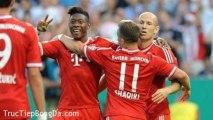 Revivez les moments forts de BSV Schwarz-Weiss Rehden - Bayern Munich !