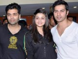 Varun Dhawan and Alia bhatt in Karan Johars next