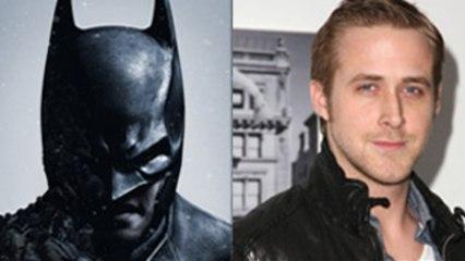 Ryan Gosling to play Batman in the next Batman Vs Superman Movie