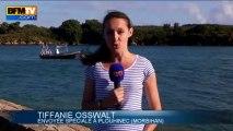 Une semaine en Bretagne: plongée sous-marine pour handicapés - 06/08