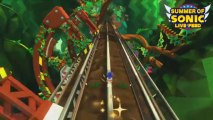 Sonic Lost World - Summer Of Sonic 2013 Gameplay