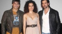 Hrithik Roshan at the First Theatrical Launch Of Film Krrish 3