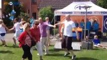 HLDVG in Usquert: de sirtaki dansen - RTV Noord