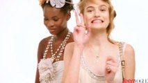 Teen Vogue Behind the Scenes - Behind-the-Scenes of a Teen Vogue Prom Fashion Shoot