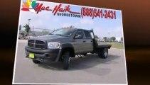 Used 2009 Dodge Ram 4500 Heavy Duty Chassis | Mac Haik
