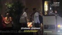Real Madrid arrival in Miami Florida Cristiano Ronaldo Zidane Xabi Marcelo