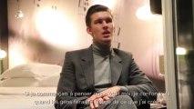 Willy Moon - Interview intime @ Paris (Hôtel de Sers) - 07/03/2013