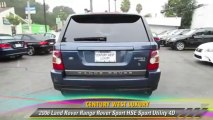 2006 Land Rover Range Rover Sport HSE - Century West Luxury, Studio City