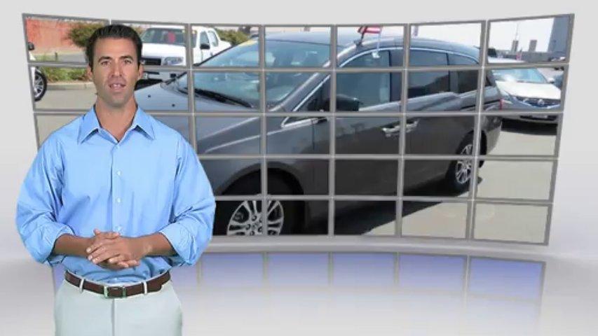 2013 Honda Odyssey EX – Mistlin Honda, Modesto
