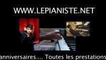 CEREMONIES / LePianiste.Net, Pianiste pour mariages, cocktails & soirées privées à Paris, Nice, Cannes, Monaco