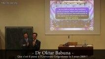 CEP - Apocalypse ou résurrection 4/10 - Dr Oktar Babuna - Que s'est-il passé à l'Université Grégorienne le 5 mars 2009 ? – Dr Oktar Babuna