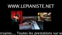 CHANSONS FRANCAISES / LePianiste.Net, Pianiste pour mariages, cocktails & soirées privées à Paris, Nice, Cannes, Monaco