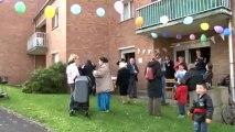 Fête des voisins 2013 au Essarts