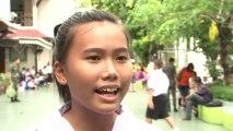 Un vent de liberté dans les cheveux des écoliers thaïlandais