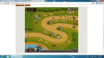 Game Accelerator Kingdom Rush Speed Up In Coowon Browser(The Speed Browser, The Accelerate Browser)