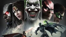 CGR Trailers - INJUSTICE: GODS AMONG US Zatanna DLC Gameplay Trailer