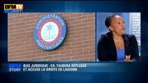 Erreur juridique: Christiane Taubira décrit le profil des six détenus libérés - 07/08
