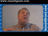 Russell Grant Video Horoscope Capricorn August Thursday 8th 2013 www.russellgrant.com