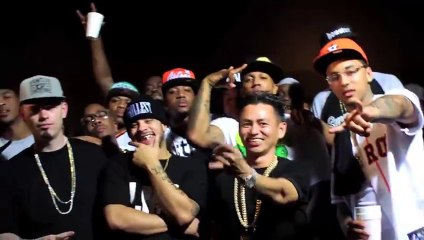 Kirko Bangz feat Z-Ro, Paul Wall & Slim Thug  - Cup Up Top Down [Official Video]